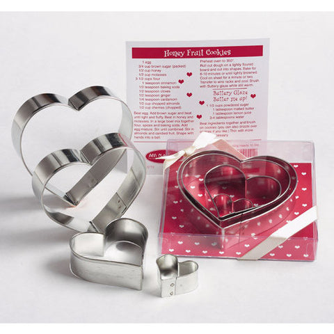 AC Heart Gift Set Cookie Cutter (High Quality)