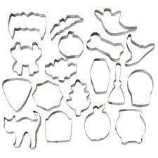 Wilton 18 pcs Cookie Cutter set