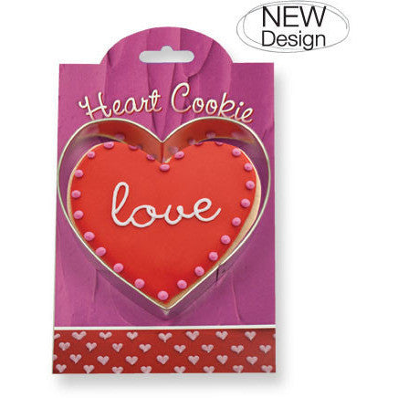 AC Heart Cookie Cutter (High Quality)