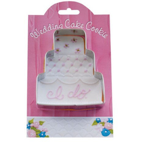 AC Wedding Cake Cookie Cutter (High Quality)