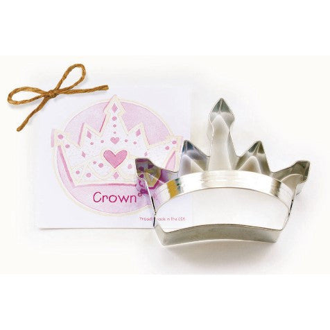AC Crown Cookie Cutter (High Quality)