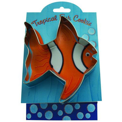 AC Tropical Fish Cookie Cutter (High Quality)