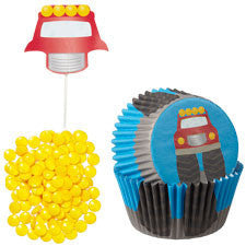 Wilton Truck Cupcake Decorating Kit