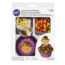 Wilton Scarecrow Cupcake Decorating Kit