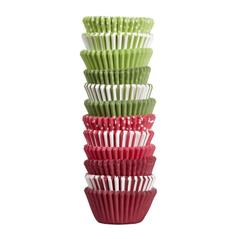 wilton Christmas Mini Baking cup 300ct