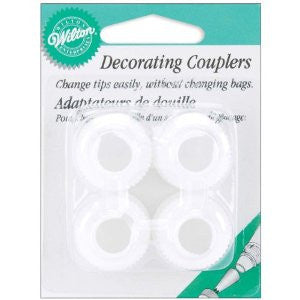 Wilton Coupler Ring Set