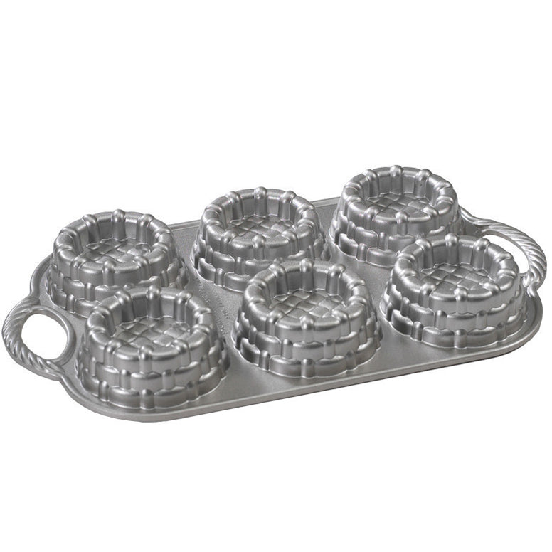 Nordic Ware Short Cake Baskets Pan