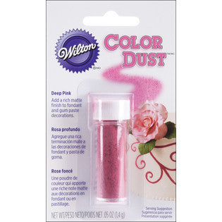 Wilton Deep Pink Color Dust