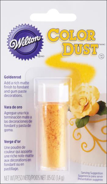 Wilton Goldenrod Color Dust