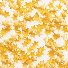 Wilton Edible Glitter Gold Stars