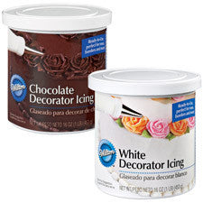 Wilton Decorator icing White