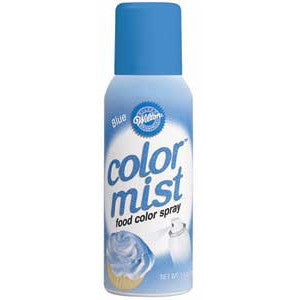Wilton Blue Food Color Spray