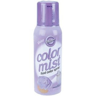 WIlton Violet Food Color Spray