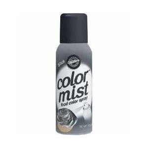 Wilton Black Food Color Spray