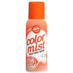 Wilton Orange Food Color Spray