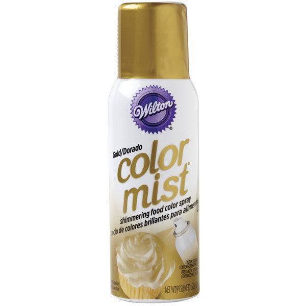Wilton Gold Food Color Spray