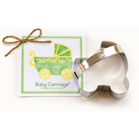 AC Baby Carriage Cookie Cutter (High Quality)
