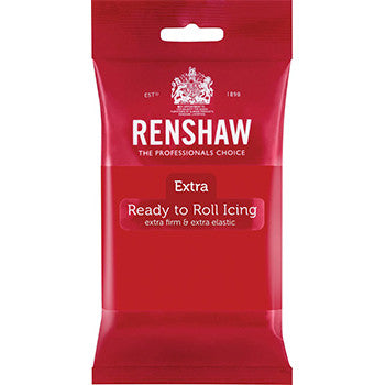 "Renshaw ""Extra"" Red (250r)"