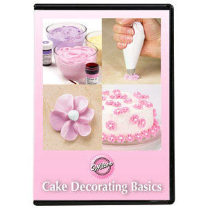 Wilton Cake Decorating Basics DVD