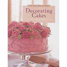 "Wilton Decorating Cakes ""A Reference and Idea Book"""