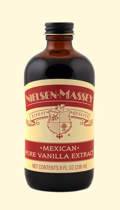 Nielsen Massey Mexican Pure Vanilla Extract (118ml)