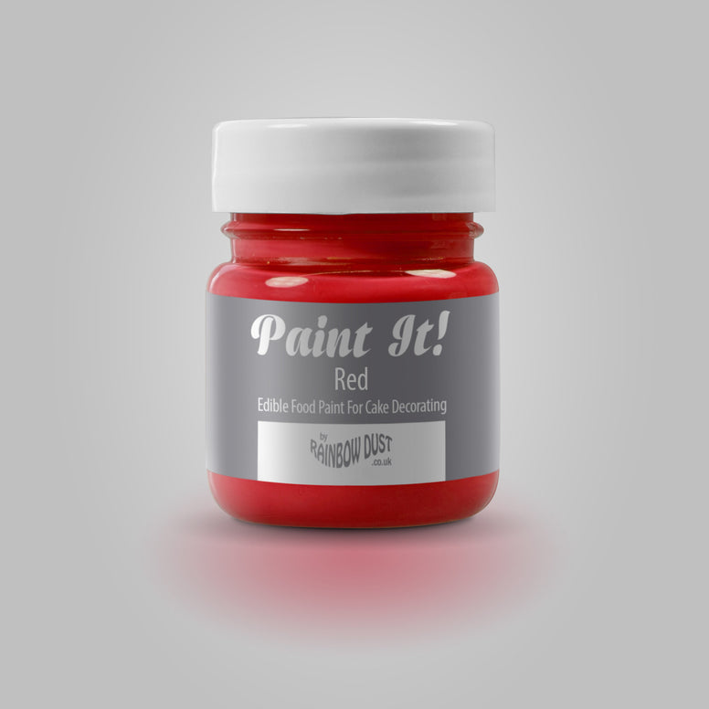 Rainbow Dust Paint it ! Red (25r)
