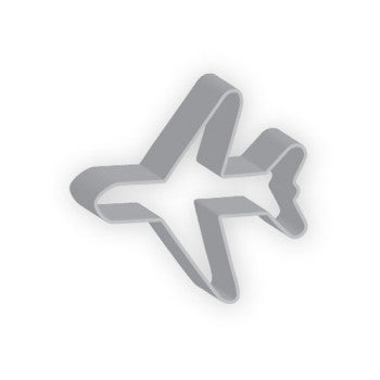 AAC Airplane Cookie Cutter (10.8cm)