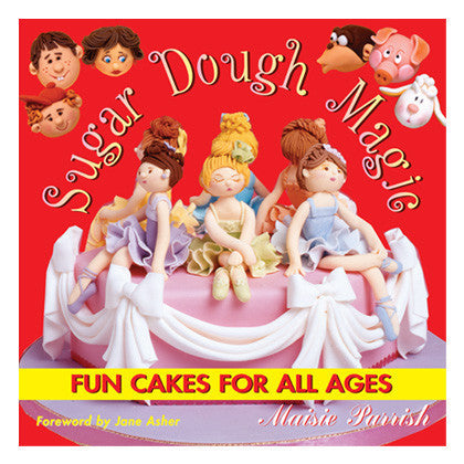 Sugar Dough Magic by Maisie Parrish