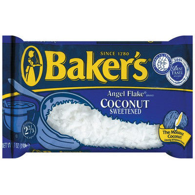 Baker's Coconut Flakes