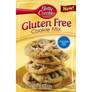 Betty Crocker Gluten Free Cookie Choco Mix