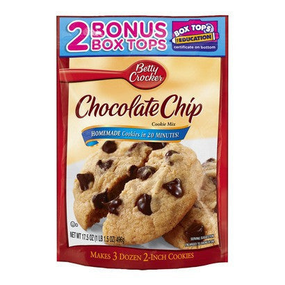 Betty Crocker Cookie Mix