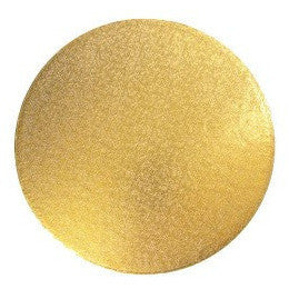 Cake Drums Gold 10inch(25cm Diameter)
