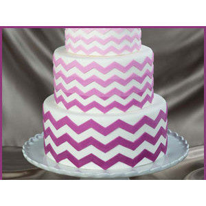MM Large Chevron Onlay