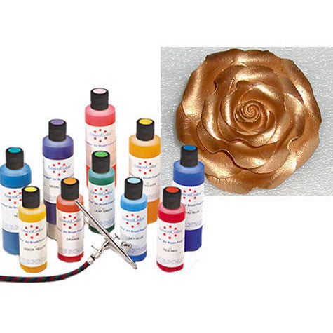 Americolor Amerimist Air Brush Color Copper Sheen 20gr