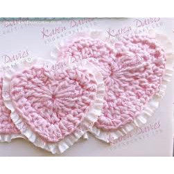 KD Crochet Heart Mold
