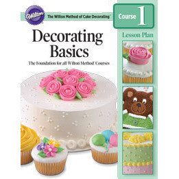 Wilton course 1 Kit (Book & Kit Included)