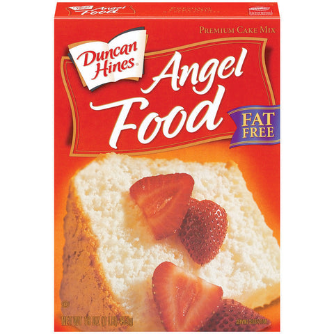 Duncan Hines Angel Food Cake