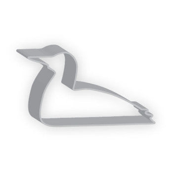 AAC Duck Loon Cookie Cutter (7.5cm)