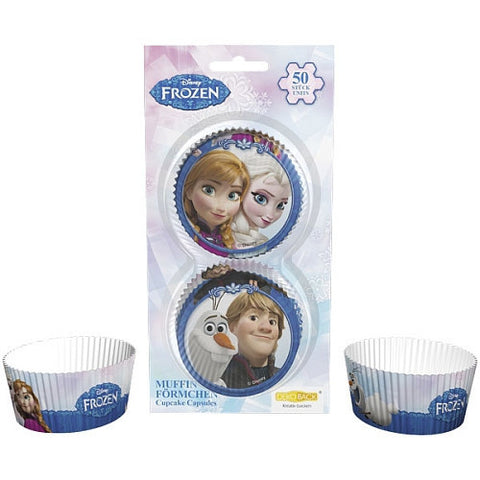 Frozen Baking Cups 50pcs