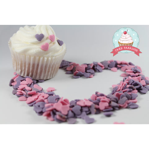 CP Heart Pink/Lilac 9mm 125gr