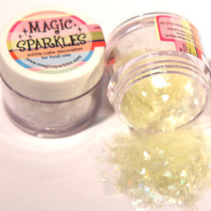 Magic Sparkles Hint of Lime