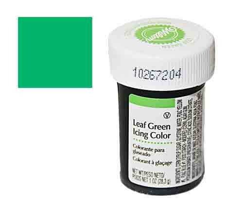 Wilton Leaf Green Icing Color