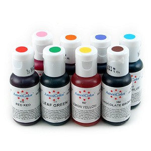 Americolor Soft Gel Paste Junior Kit (8 colors)