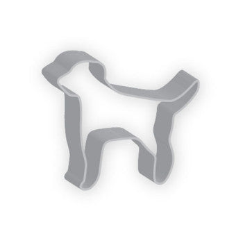 AAC Labrador Dog Cookie Cutter (11.4cm)