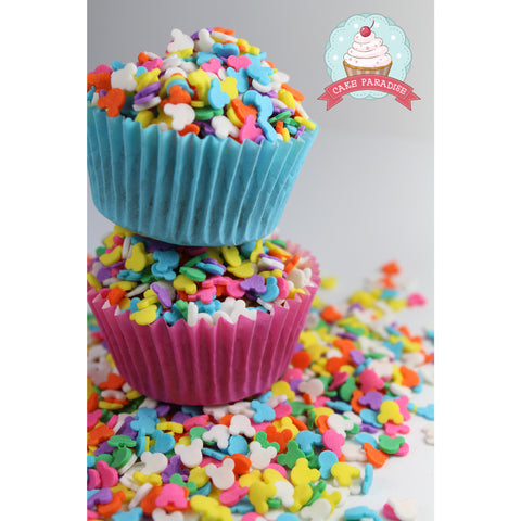 CP Mickey Colors Sprinkles 120gr