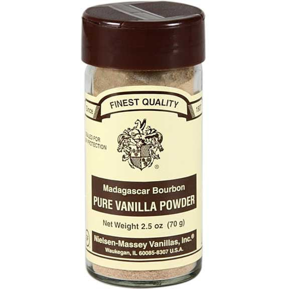 Nielsen-Massey Madagascar Bourbon Pure Vanilla Powder 2.5oz (70gr)