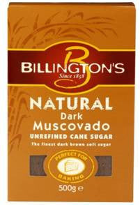 Billingtons Dark Muscovado Sugar