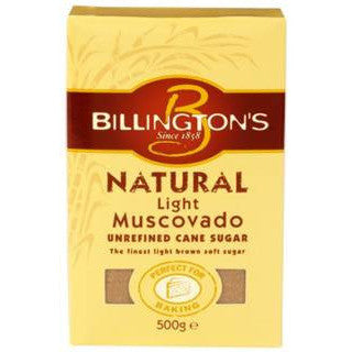 Billingtons Light Muscovado Sugar