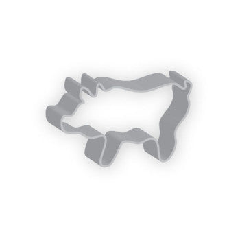 AAC Pig Cookie Cutter (9.5cm)