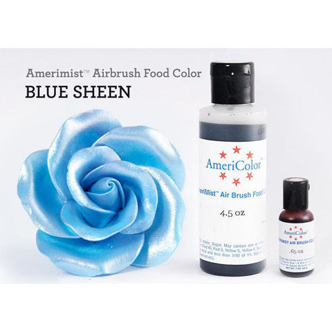 Americolor Amerimist Air Brush Color Blue Sheen 20gr